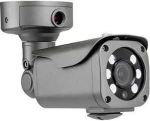 HD-TVI 1080p HD Bullet Camera w/ 6 High Power IR (TIR-2662V)