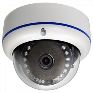 720p HD-CVI Outdoor Dome IR Camera fixed lens (CIT-10A12F)
