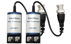 LTA1011 BNC to RJ45 Passive Video Balun Connector