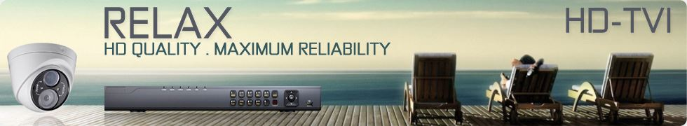 HD-TVI Security Camera Systems