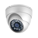 1.3MP AHD Eyeball Dome Camera 720p 3.6mm (AIB-1022)