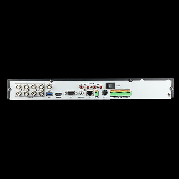 8Ch HD-TVI DVR Support 3MP HD-TVI + 2Ch IP (LTD8508T-ST)