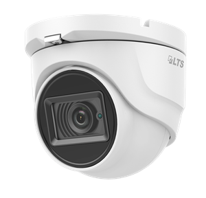 4K Platinum 8MP Turret TVI Camera 4 in 1 (CMHT1382-28F)