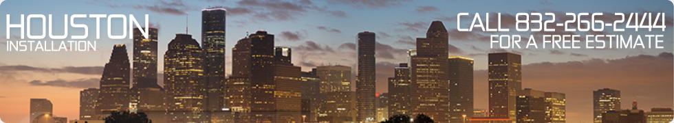 Security camera installation Houston Texas